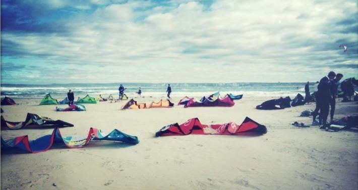 Sydney winter kitesurfing locations